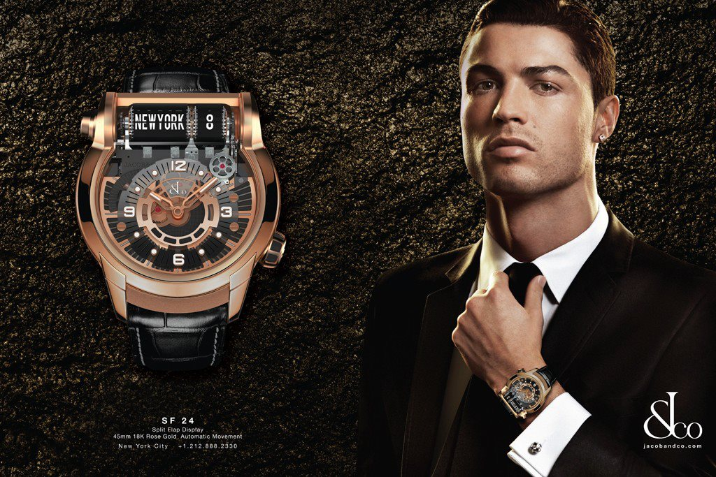 Cristiano Ronaldo for ...