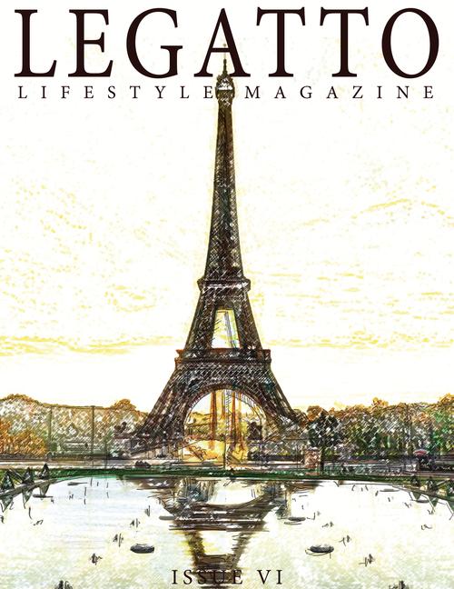 Legatto Lifestyle Magazine - Issue 6