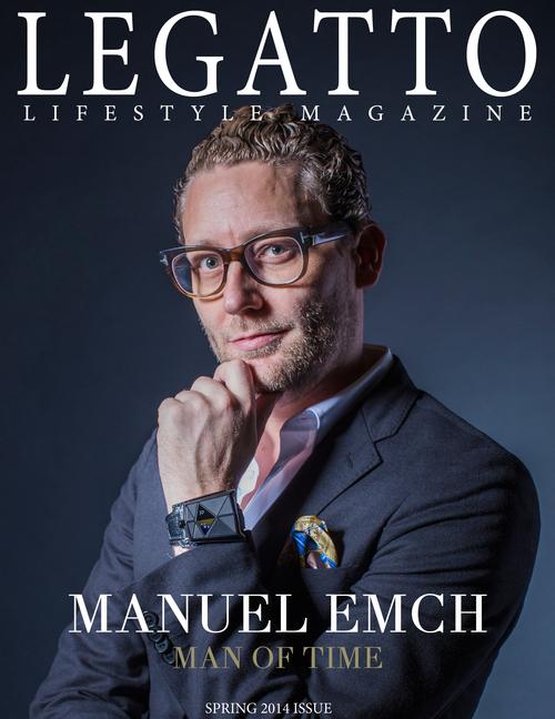 Legatto Lifestyle Magazine - Spring 14