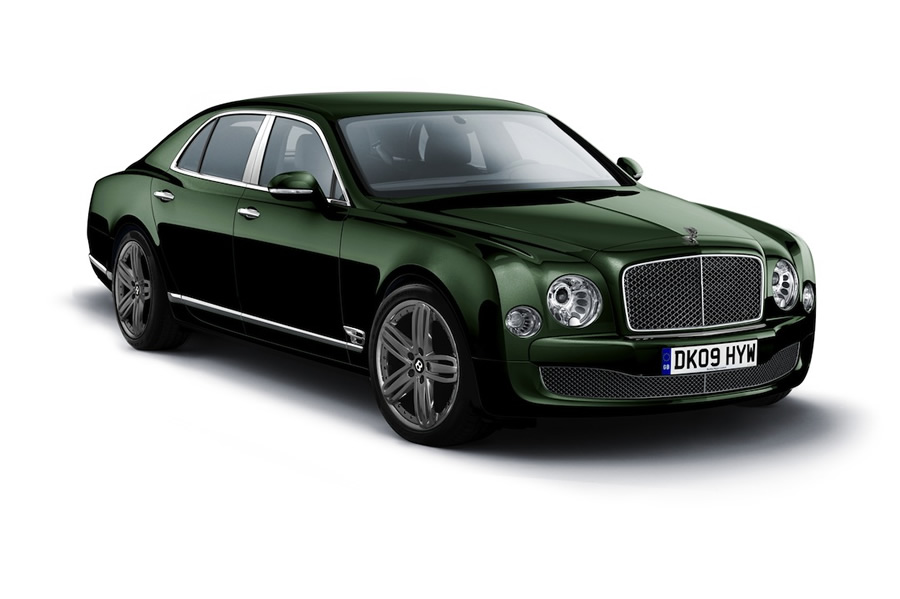 Bentley Mulsanne Le Mans Limited Edition