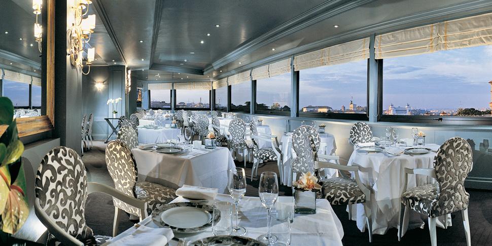 Dorchester Collection Hotel Eden Rome - Laterrazza Restaurant