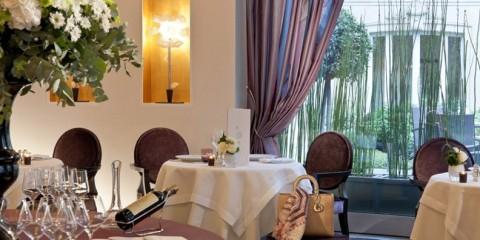 Hotel Fouquets Barriere Le Diane restaurant