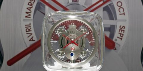 Jaeger-LeCoultre Atmos 561