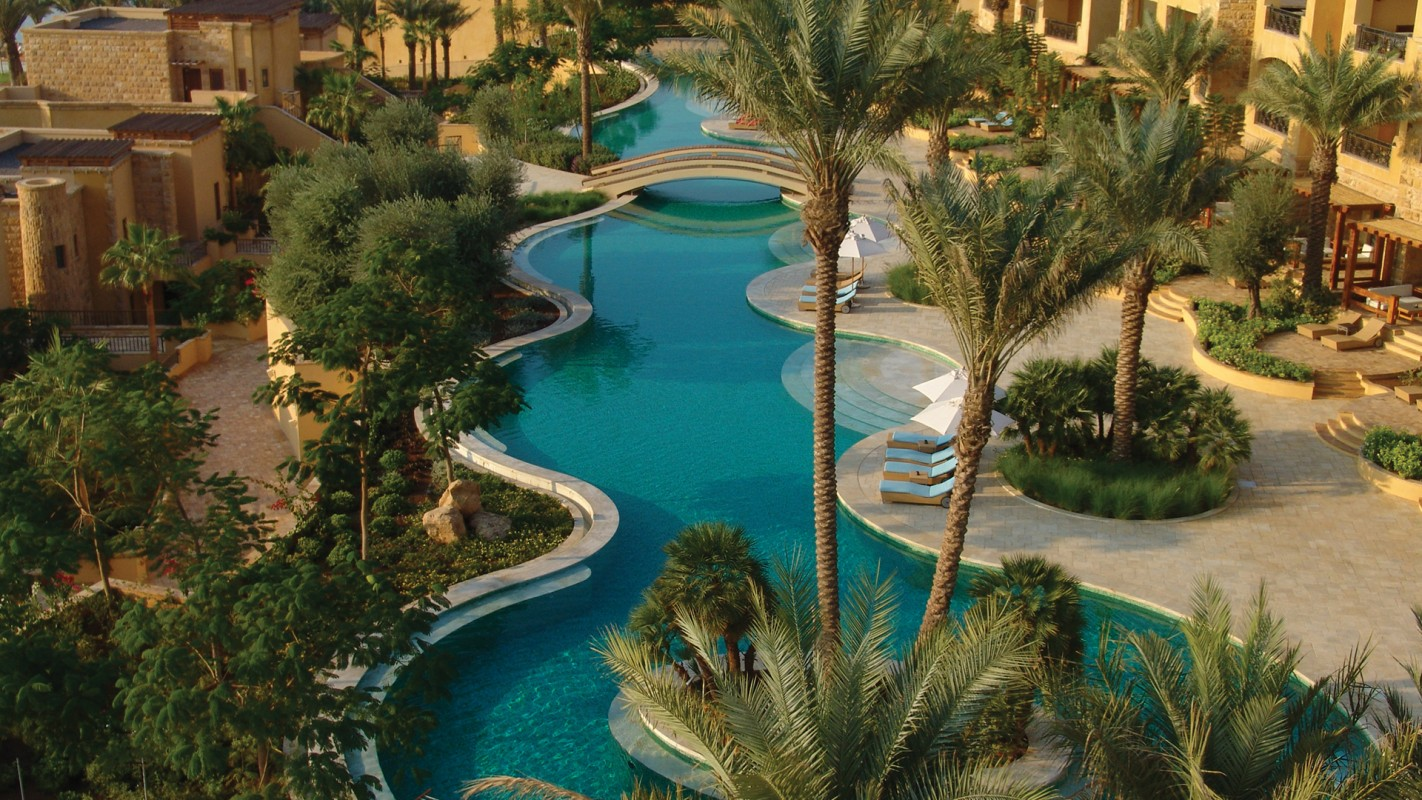 Legatto Insider Kempinski Hotel Ishtar Dead Sea Jordan Legatto Lifestyle Magazine