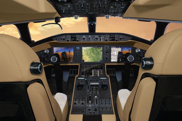 Bombardier Global 6000 Netjet Private Jet FINE magazine 3