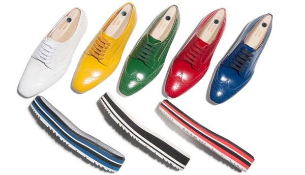 Prada Made To Order Lace Up Shoes Project