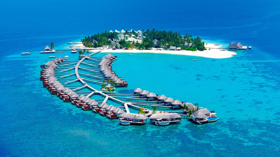 Theatrical, sexy, fun, W Retreat & Spa in the Maldives has made its mark by daring to be different.