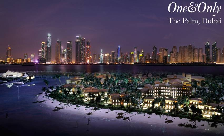 An elegant, secluded enclave on Dubai's most sought-after Palm Island peninsula.