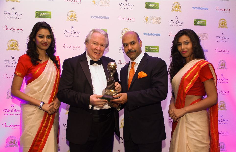 Mr Jay Rathore, Vice President & General Manager, The Oberoi New Delhi