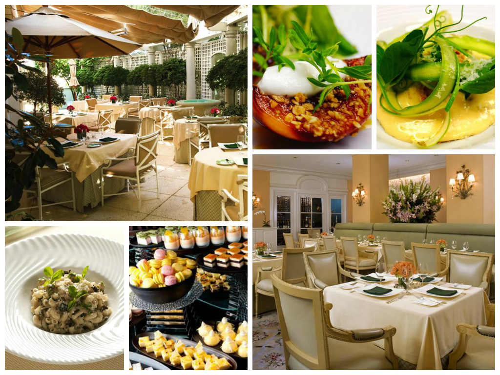 American Tea Room Beverly Hills