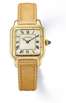Santos Dumont Wristwatch - Cartier Paris 1912