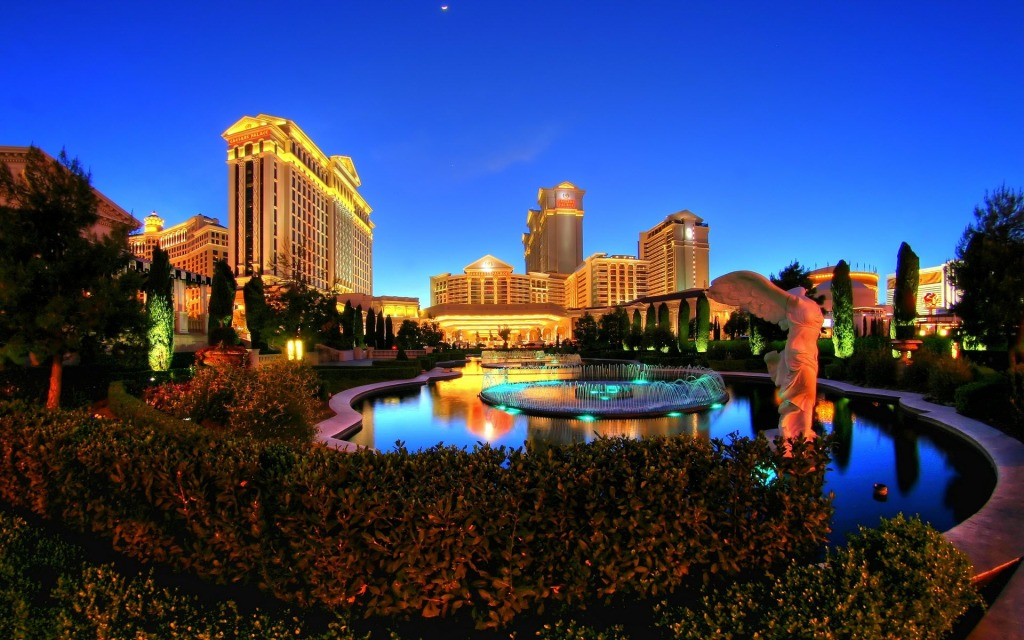 Experience the Legacy of the Past  and the Future in the Present at Caesars Palace