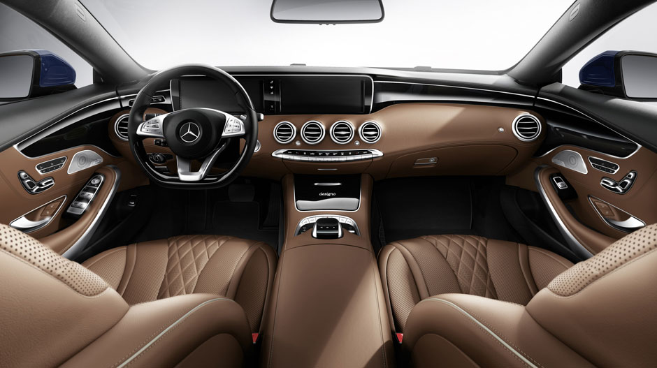 mercedes benz 39 s 2015 s class coup engineered to raise the bar then blow past it legatto. Black Bedroom Furniture Sets. Home Design Ideas