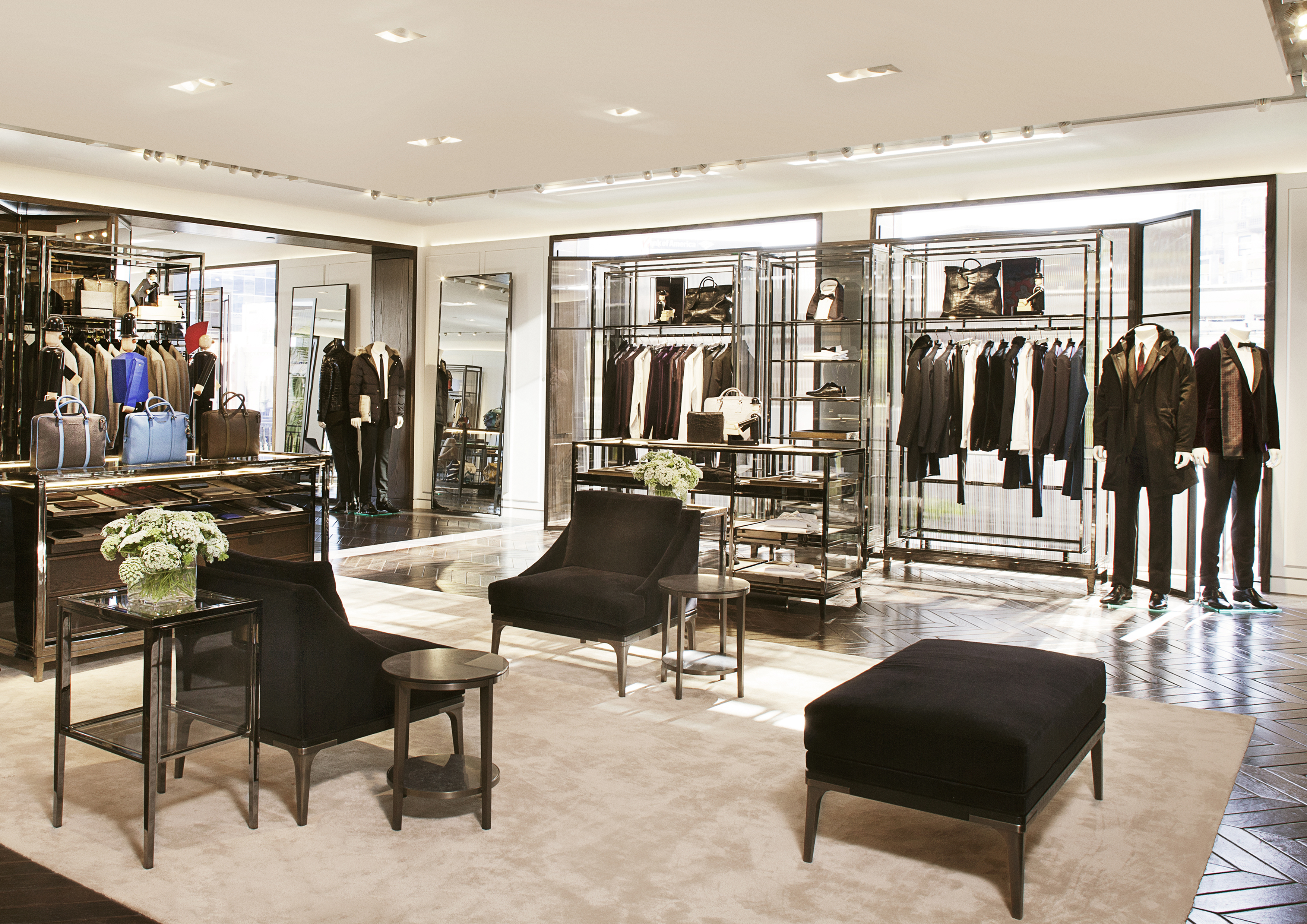 Bringing London To The Heart Of Los Angeles Burberry S