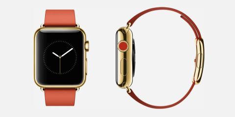 apple-watch-bucklebright-redleather-yellowgoldbuckle