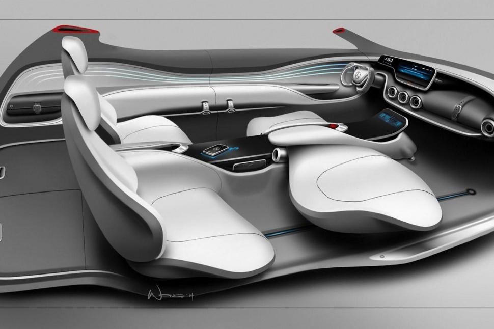 Mercedes g code study a futurama in the making legatto for Mercedes benz bluetooth code