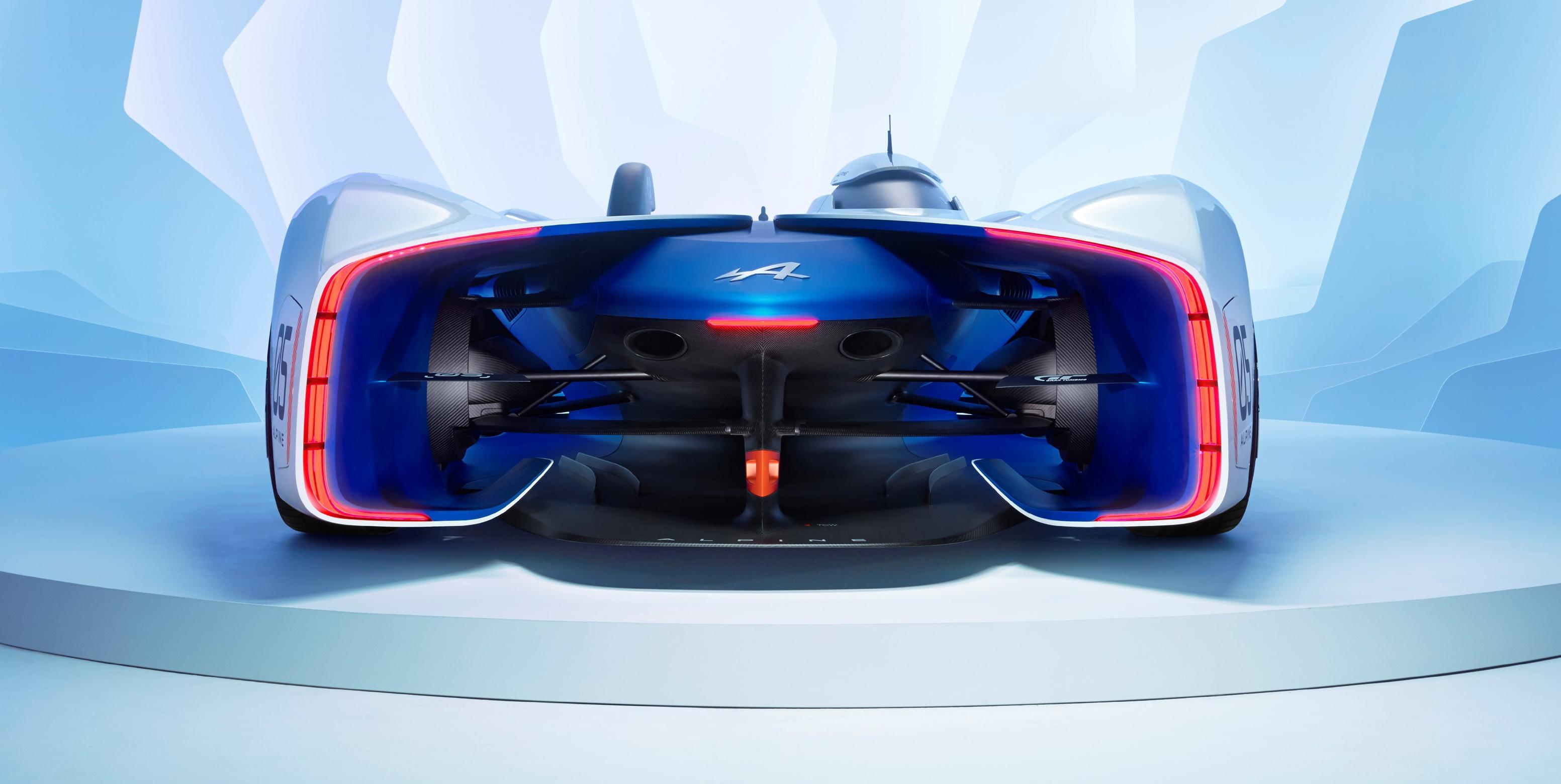 Alpine Vision GT - Gran Tourismo