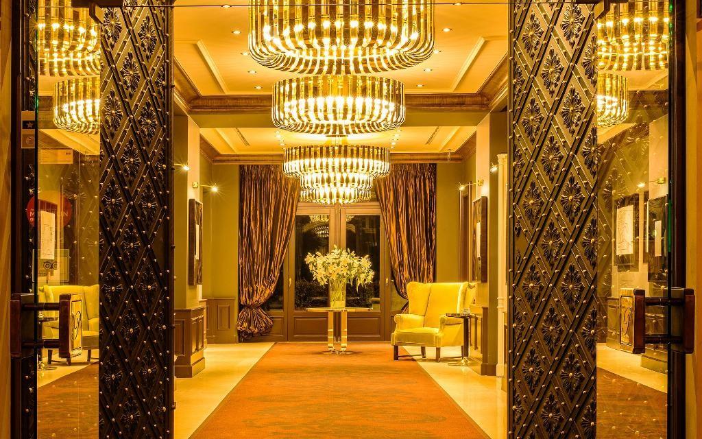 Le Palais Art Hotel - Prague