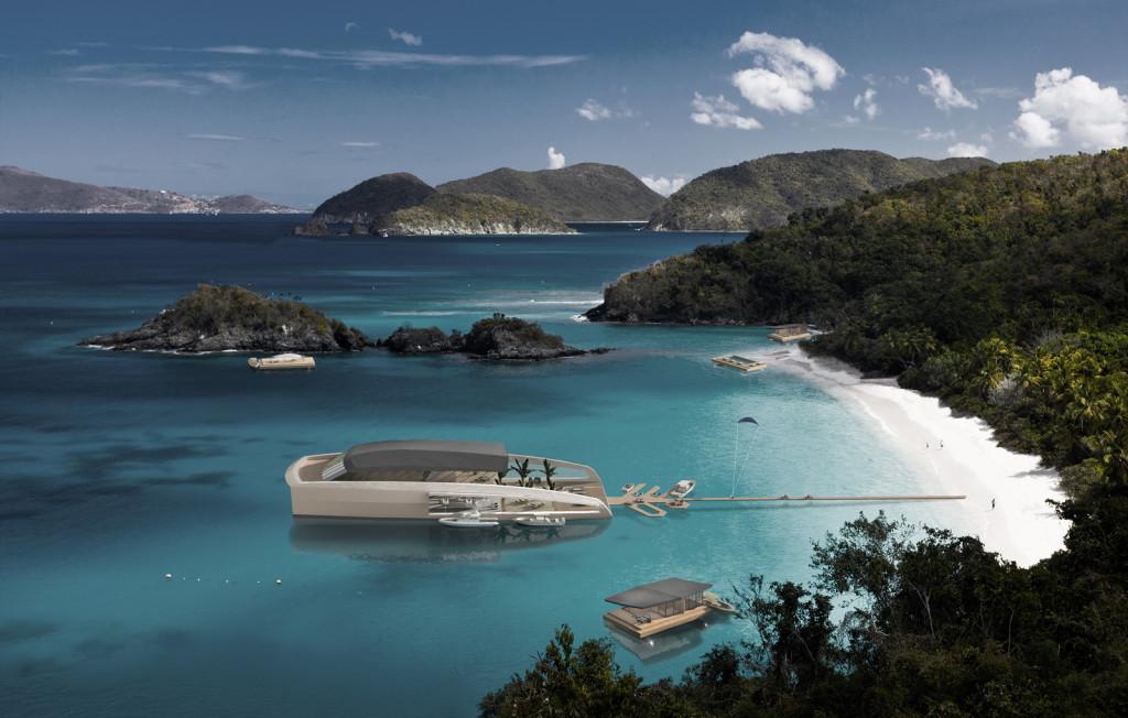 77m X R-Evolution Concept - Luxury Yacht