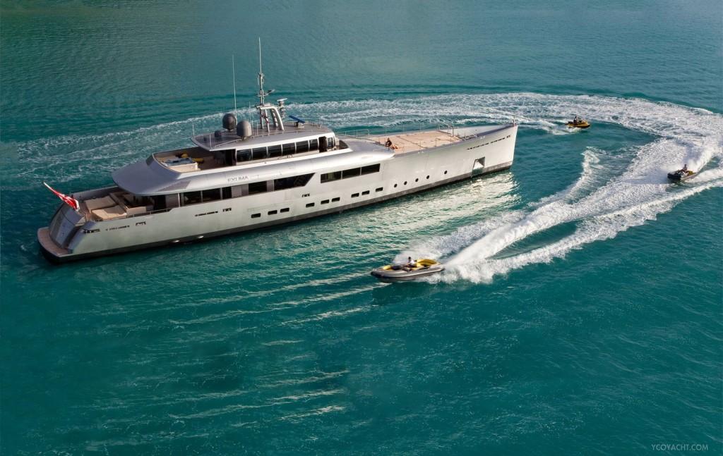Exuma Luxury Yacht