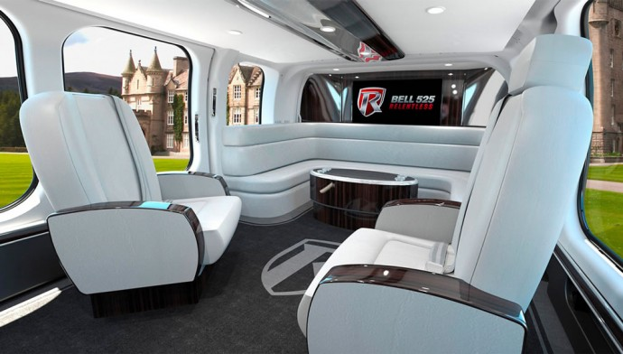 Bell 525 Relentless 2015-2