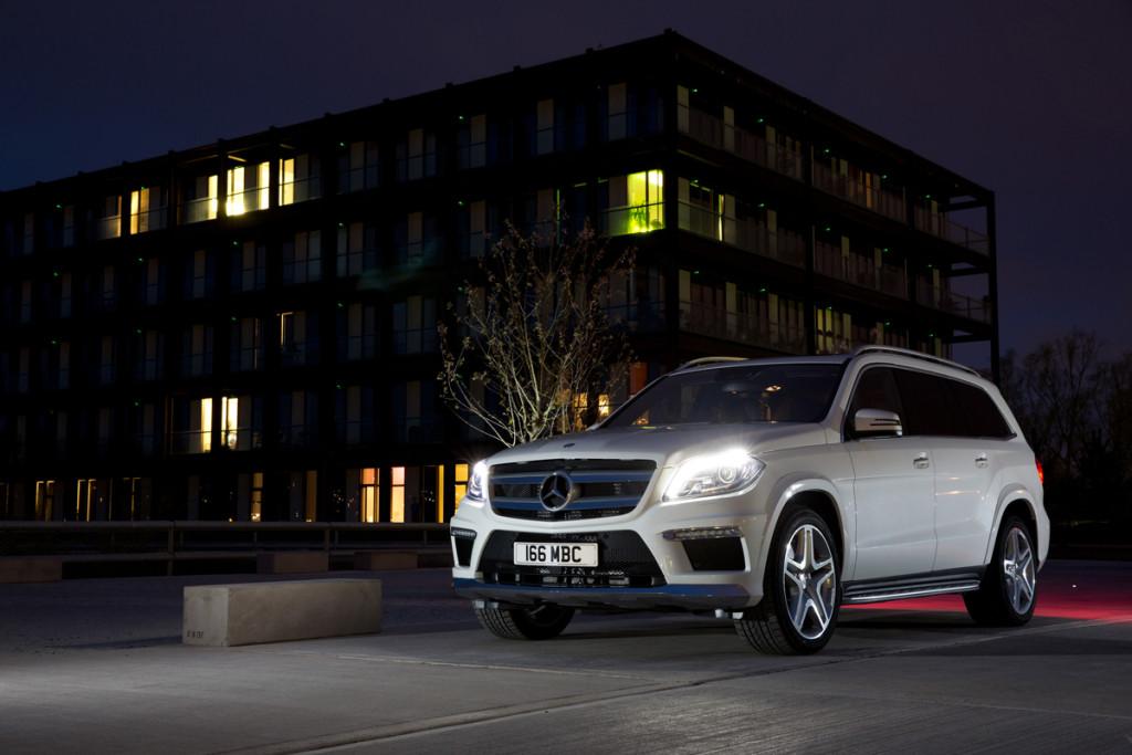 2015 Mercedes GL Class - Luxury SUV