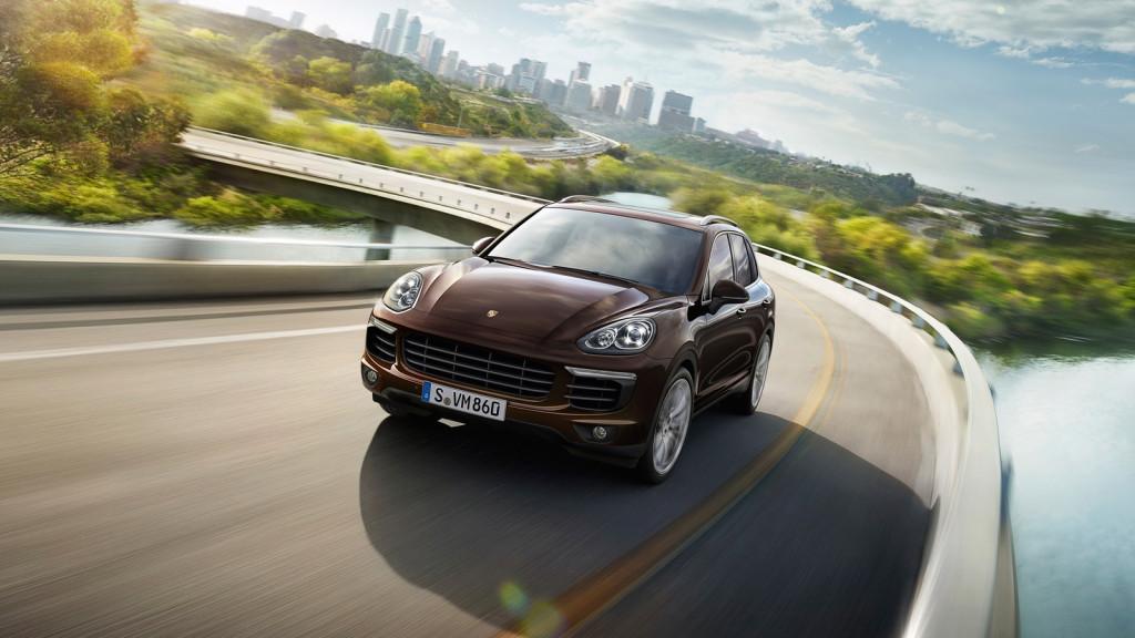2015 Porsche Cayenne - Luxury SUV