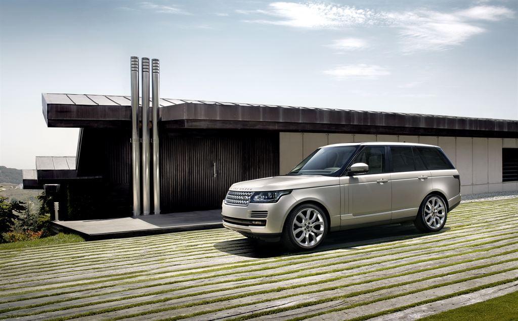 2015 Range Rover - Luxury SUV