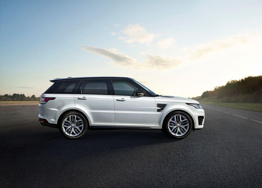 2015 Range Rover Sport - Luxury SUV