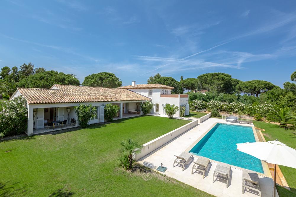 Villa Kalliste - St Tropez, France