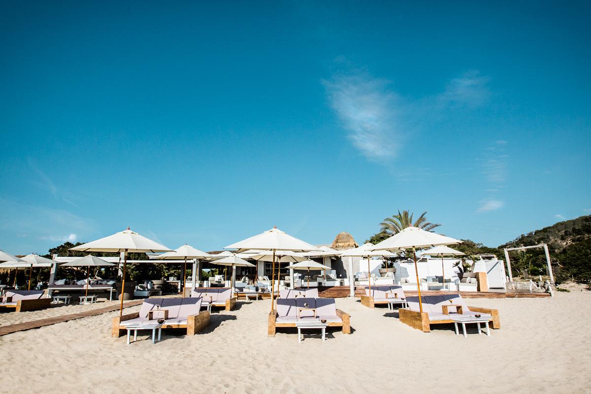 Ibizan Restaurant El Chiringuito Camas II - culinary