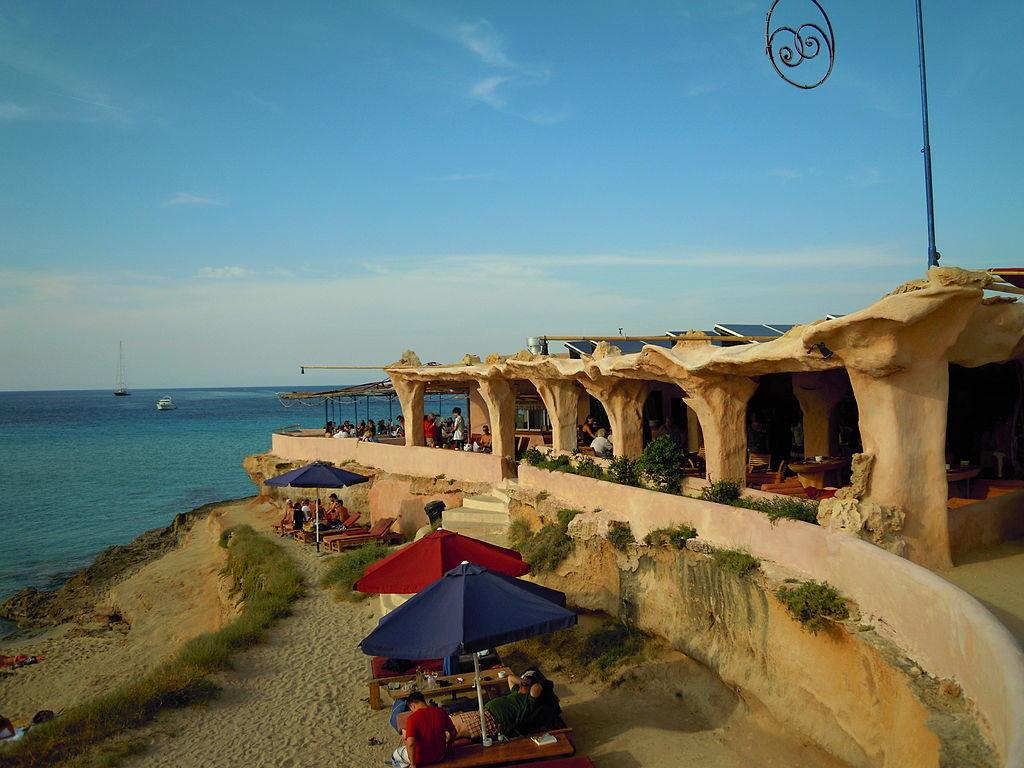 Sunset Ashram Beach Bar