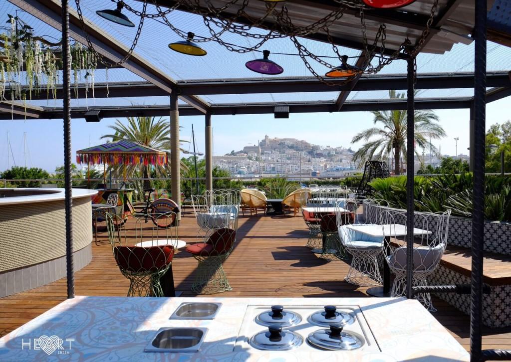Heart Ibiza Terrace - Culinary Experience