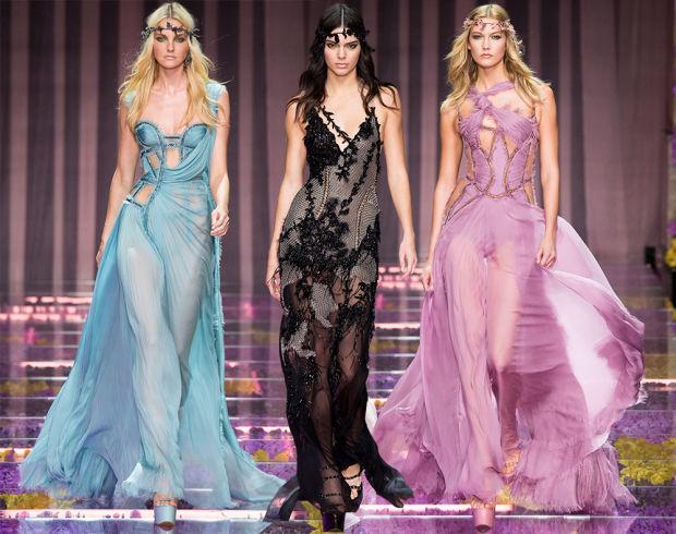 Atelier Versace @ Paris Haute Couture 2015