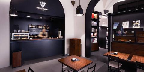 Gucci Cafe Shanghai