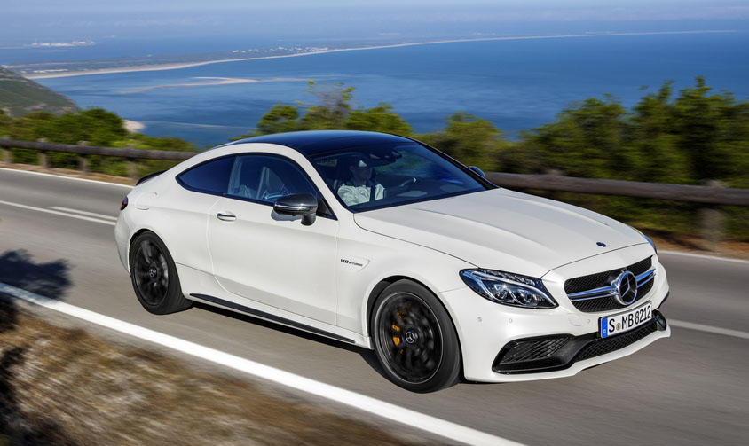 the hot new mercedes-amg c63 coupe - legatto lifestyle magazine