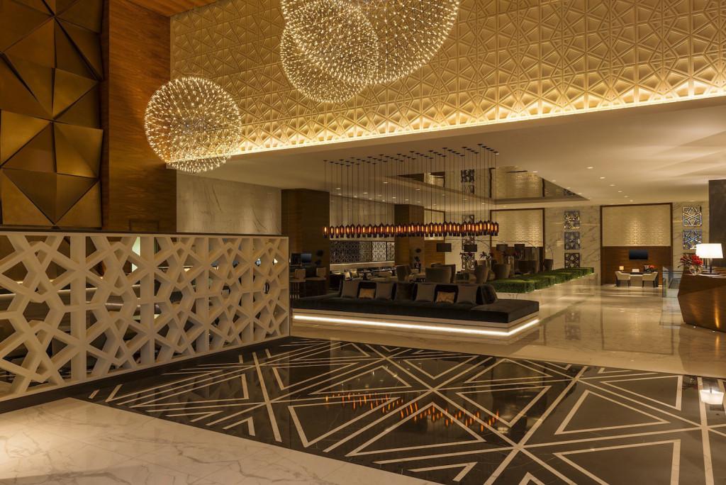 Sheraton Grand Hotel - Dubai (Lobby)