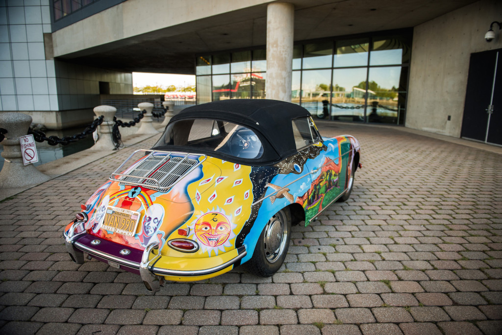 Janis Joplin Porsche - Auction