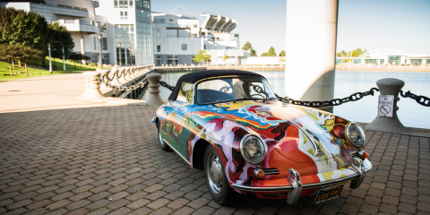 Janis Joplin Porsche - Auction