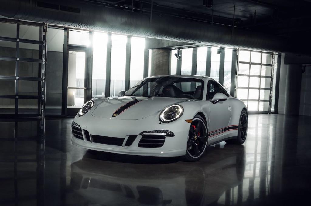 Porsche 911 Carrera Rennsport Reunion - Exterior