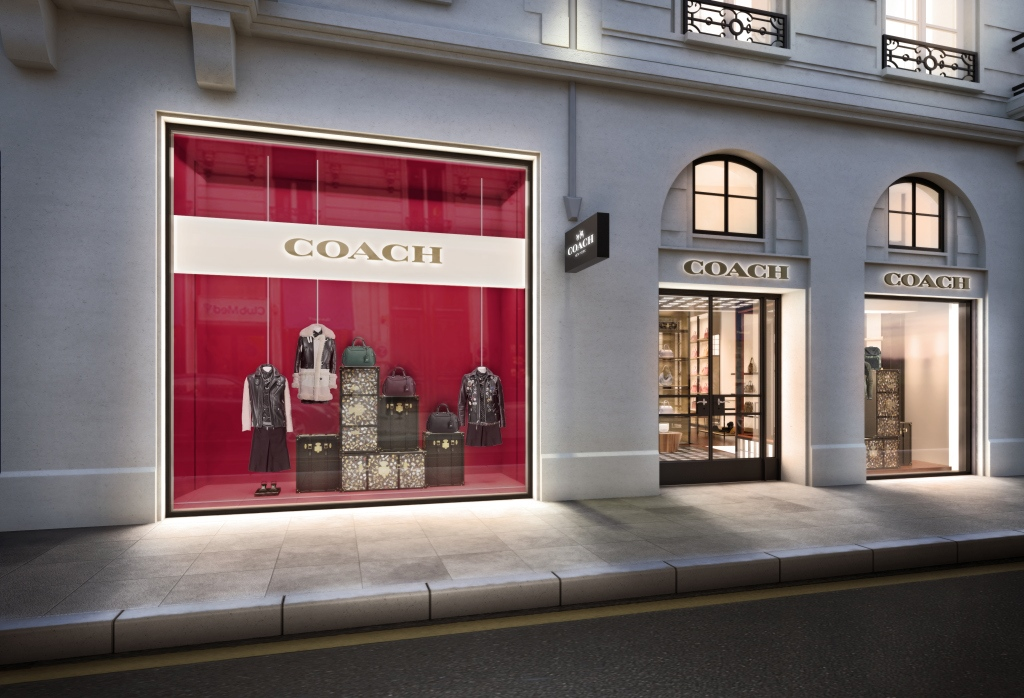 Coach - Paris Flagship Store