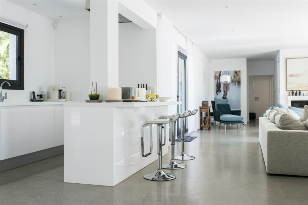 Modern Ibiza Villa - interior
