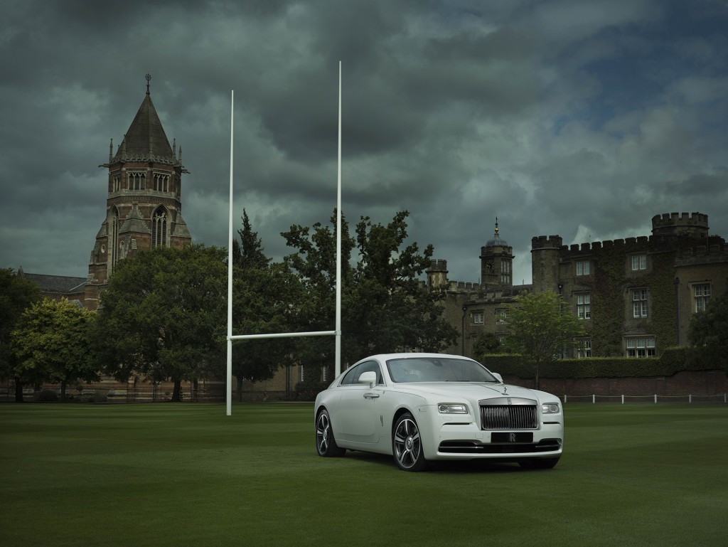Rolls Royce Wraith - History of Rugby