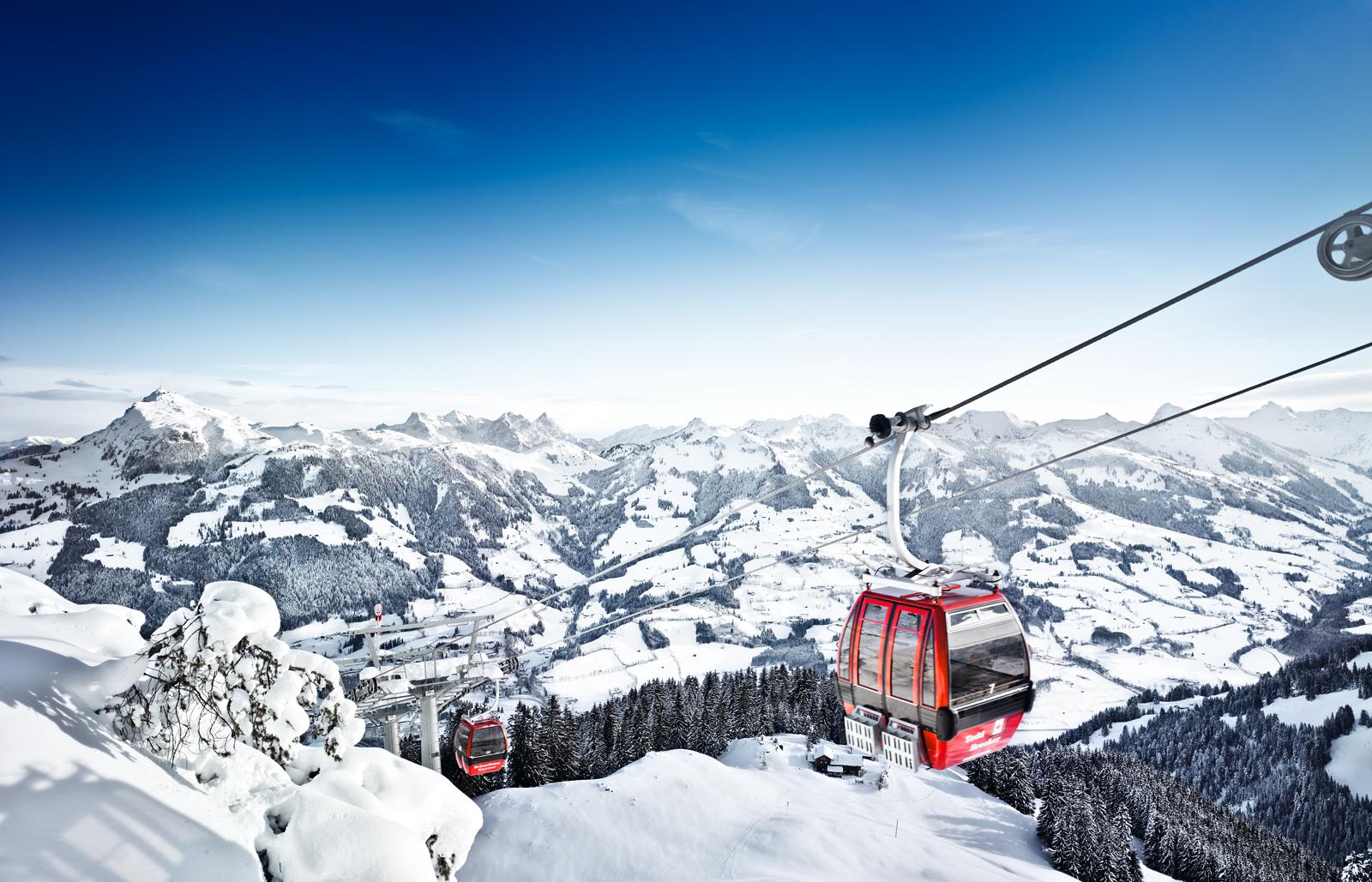 Austria - Kitzbuehel Ski Resort