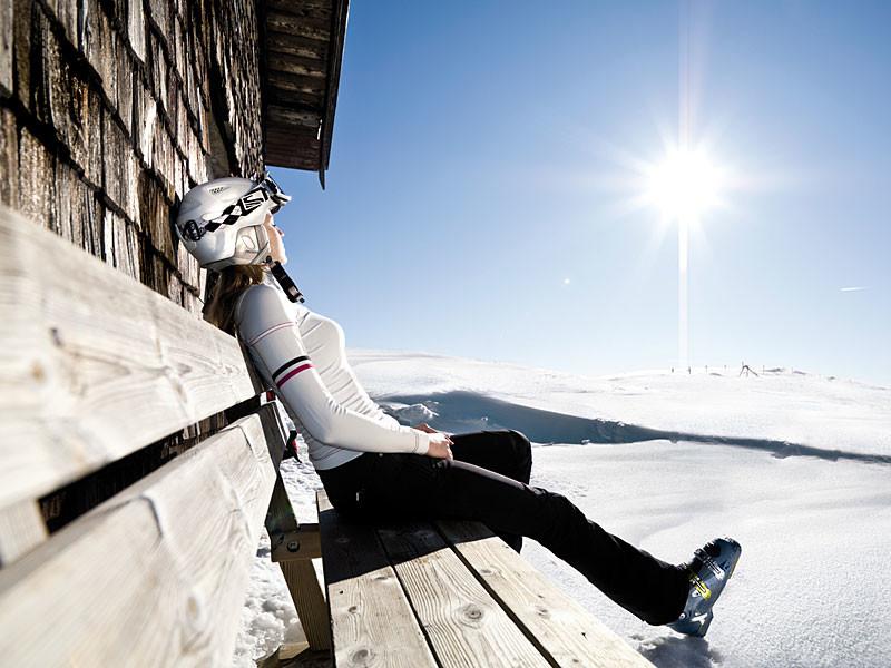 Austrian ski resort Kitzbuehel
