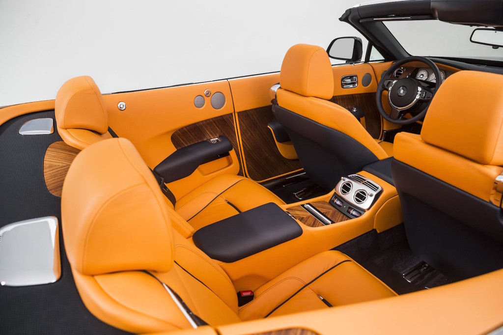 Rolls-Royce Dawn Interior