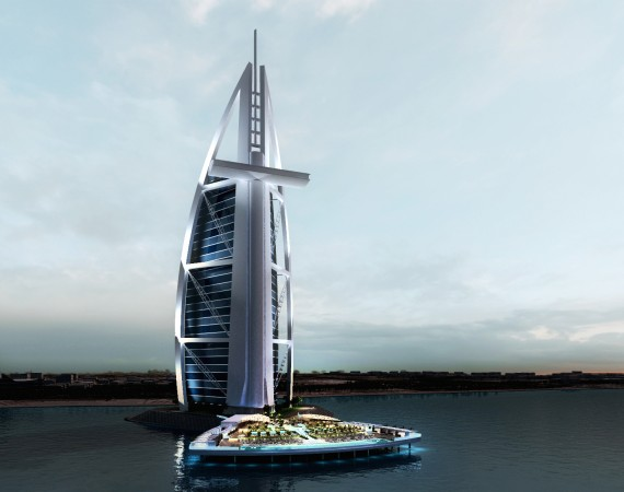 Burj Al Arab New North Deck