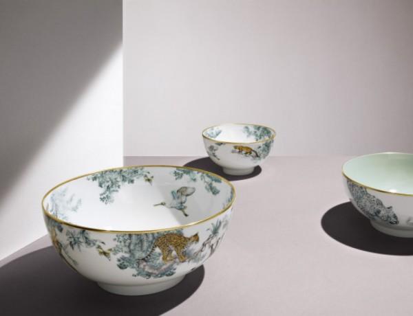 Hermes Carnets d'Equateur tableware