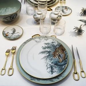 Hermès Carnets d'Equateur tableware