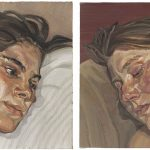 Christies - Lucian Freud - IB and Esther